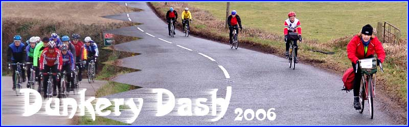 DUNKERY DASH  - Start and Elworthy Hill 2006